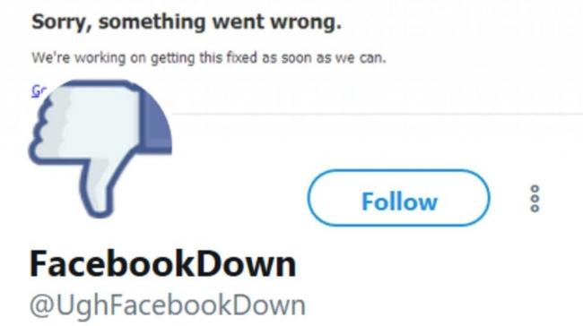 فوضى وترقب.. عطل يصيب فيسبوك حول العالم.. والموقع الأزرق يقر