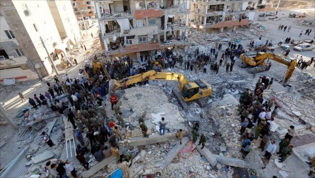 دمر عشرات المنازل.. 5 قتلى و120 جريحا في زلزال ضرب شمال إيران