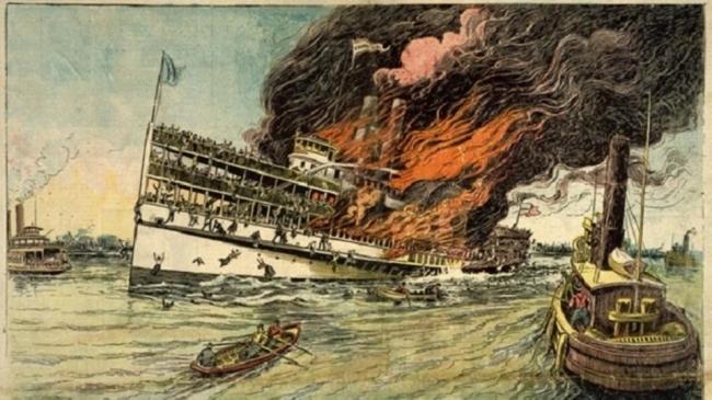 """قبل 11 سبتمبر.. أسوأ كارثة بنيويورك سببها """"سيجارة"""""""