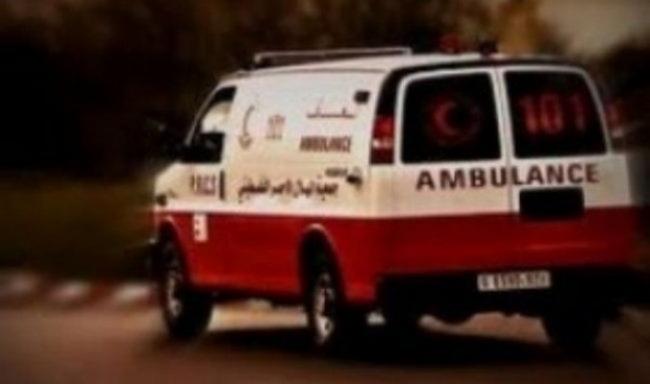 مصرع سائق دراجة نارية في حادث سير يرام الله