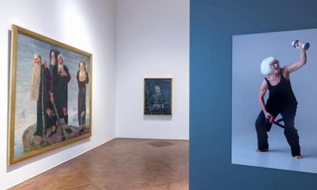"""""""فخر الشيخوخة"""": معرض يكسر الصورة النمطية حول الشيخوخة في فيينا"""
