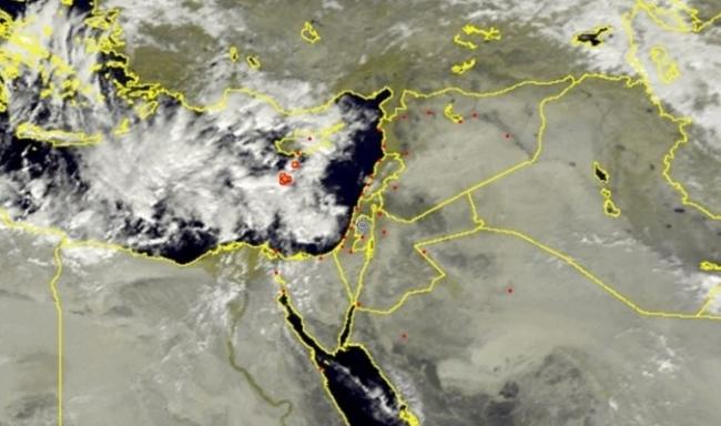 تطورات مثيرة على الحالة الجوية في الساعات القادمة بمشيئة الله تعالى