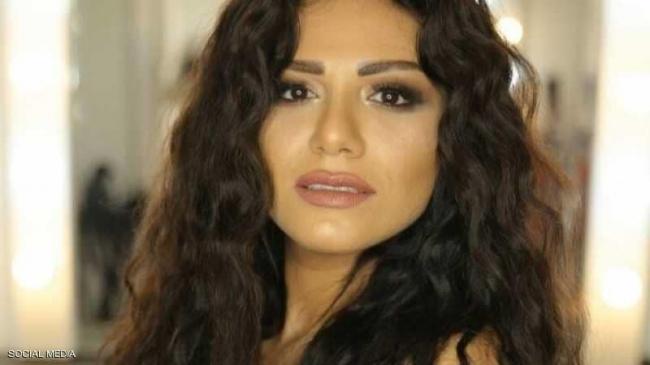 مصرع الفنانة المصرية غنوة في حادث سير