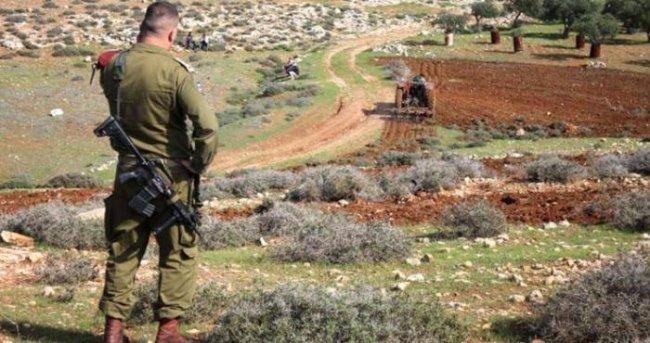 الاحتلال يصادر أكثر من ثمانية الآف دونم من اراضي سلفيت