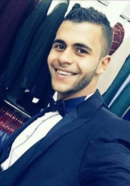وفاة الشاب عبد الله قعدان في حادث عمل مؤسف في الداخل.