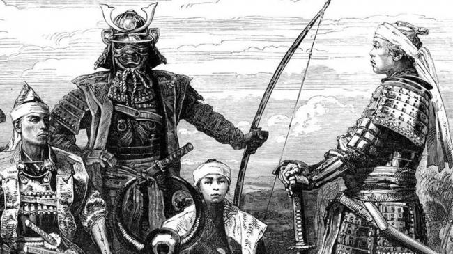 عبد إفريقي تحول لأول محارب ساموراي أسود باليابان