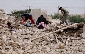 أقوى زلازل الشرق الأوسط في العقود الأخيرة