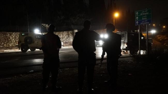 الجيش الاسرائيلي يعلن اغتيال منفذ عملية سلفيت في عملية عسكرية بعبوين