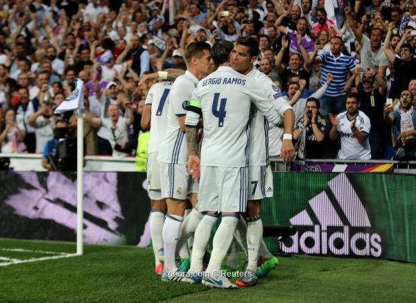 ريال مدريد يعاقب العملاق البافاري برباعية قاسية ويتأهل للمربع الذهبي