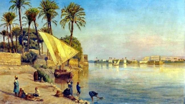 جفاف النيل.. حينما أكل المصريون لحوم البشر!