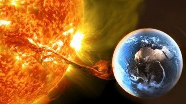 أكبر عاصفة شمسية بالتاريخ جعلت الليل نهاراً