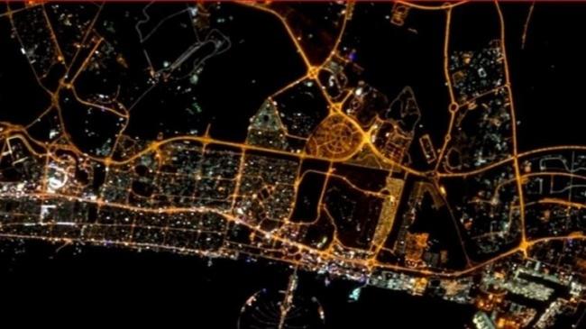 دولتان عربيتان في قائمة أجمل 16 صورة التقطتها ناسا في 2016