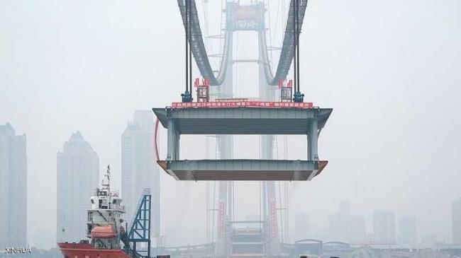 بعد أكبر جسر بحري.. الصين تفاجئ العالم بمعجزة عمرانية
