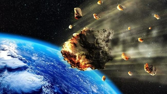 كتلة من الحديد 10 أضعاف الأرض نتجت عن تصادم كوكبين!