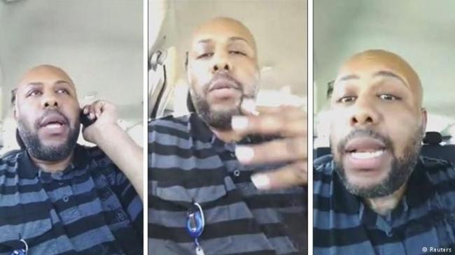 """انتحار منفذ جريمة قتل بثت عبر """"فيس بوك"""""""