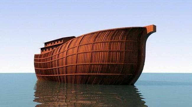 """للمرة الأولى.. صور ثلاثية الأبعاد لـ""""سفينة نوح"""""""