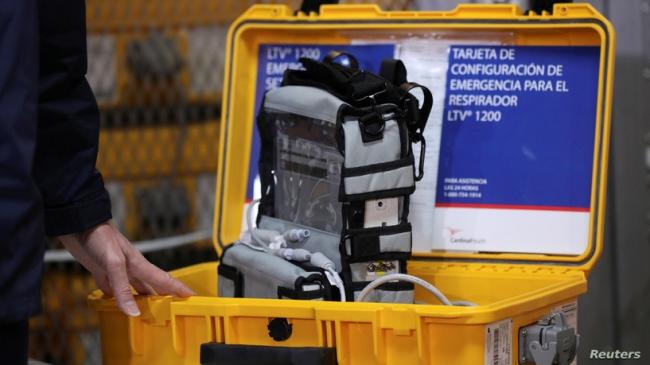 مريضان لكل جهاز.. نيويورك تكشف تكنولوجيا جديدة بأجهزة التنفس
