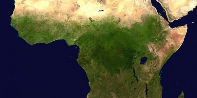شق هائل يهدد بشطر أفريقيا الى قسمين