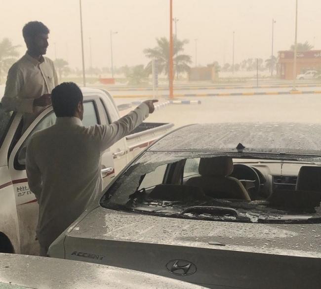 هجوم على الأرصاد السعودية لتأخرها في التحذير من العاصفة الجوية القاتلة اليوم