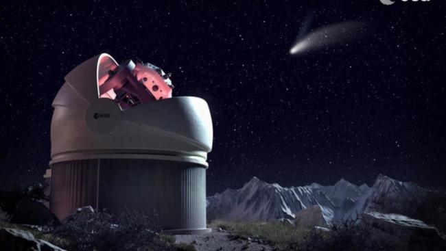 علماء الكويكبات يتجهزون ليوم قد يأتي وتنتهي فيه الأرض