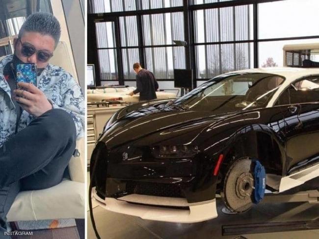 """اشترى سيارة بـ4 ملايين دولار.. و""""مفاجأة"""" في طريقة الدفع"""