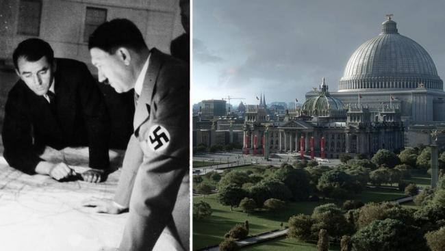 هل تعرف الـ(شفيربيلاستينسكوربار) Schwerbelastungskörper، وخطط (هتلر) الكبرى في إعادة هيكلة برلين