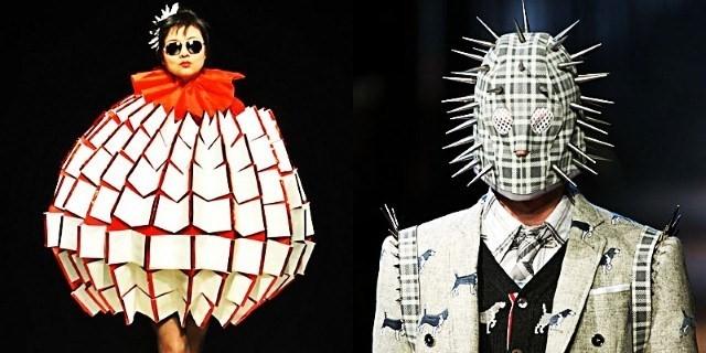 لماذا يبتكر مصممو الأزياء ملابس لا يُمكن ارتداؤها؟