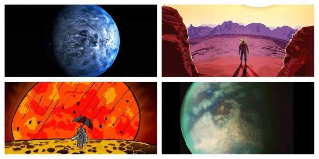 5 أشياء مستحيلة على كوكبنا يمكن أن تحدث على كواكب أخرى