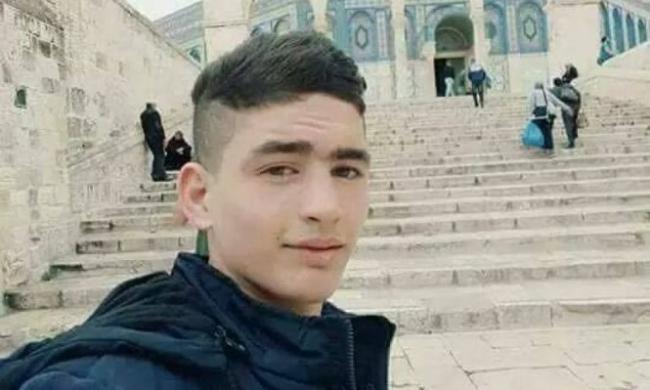جثمان الشهيد أحمد غزال يصل مدينة نابلس