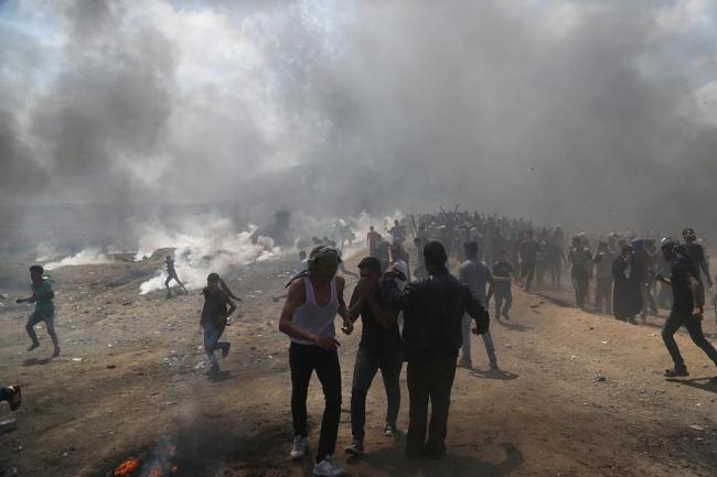 مجزرة في غزة ... 60 شهيدا وألفي جريح