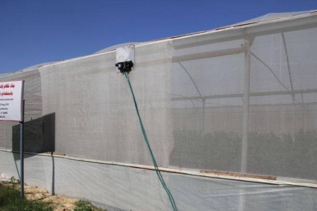 الزراعة المحوسبة في غزة... زيادة الربح واستغلال الأراضي الحدودية عن بُعد