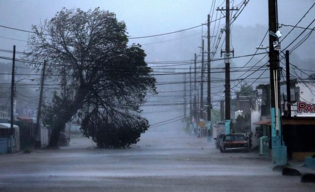 10 معلومات عن إعصار «إرما» المروع