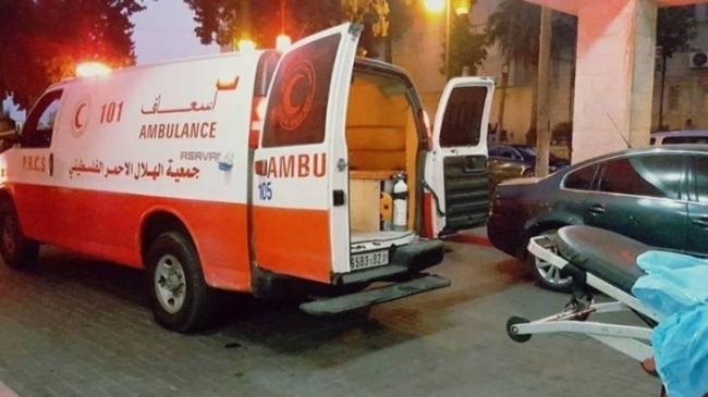 وفاة سيدة من نابلس وإصابة حفيديها في حادث سير مؤسف
