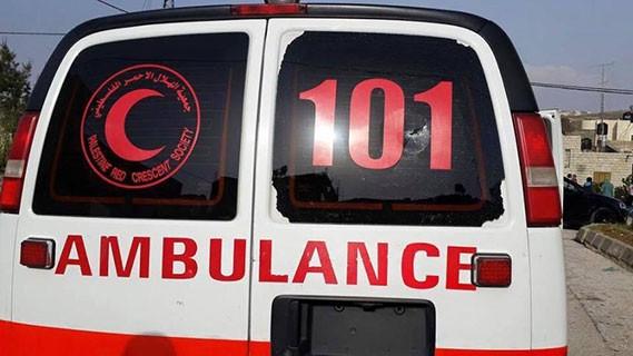 اصابة 10 مواطنين في حادث سير كبير على طريق واد النار