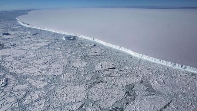 لغز اختفاء البحيرات الضخمة في القارة القطبية الجنوبية