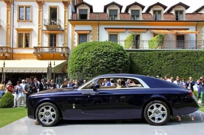 هذه هي أغلى سيارة في العالم حتى الآن.. وهذا هو سعرها!