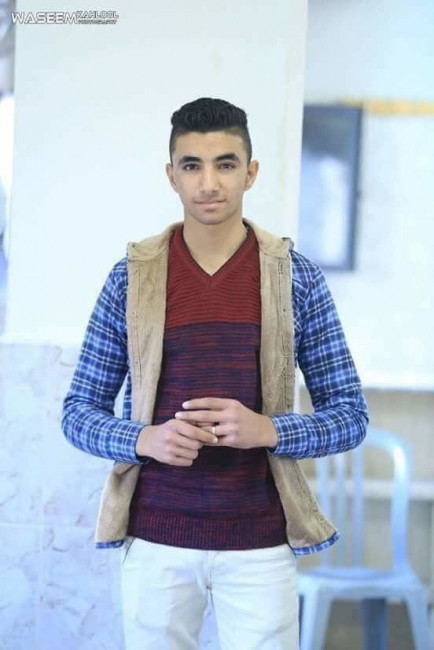 وفاة الشاب حمزة ملايشة في حادث سير