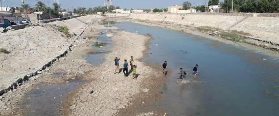 أكثر فصل شتاء شحيح بالأمطار منذ 70 عاماً يهدد بخسائر كارثية في العراق.. ماذا سيحدث بعد توقف جريان نهر دجلة؟