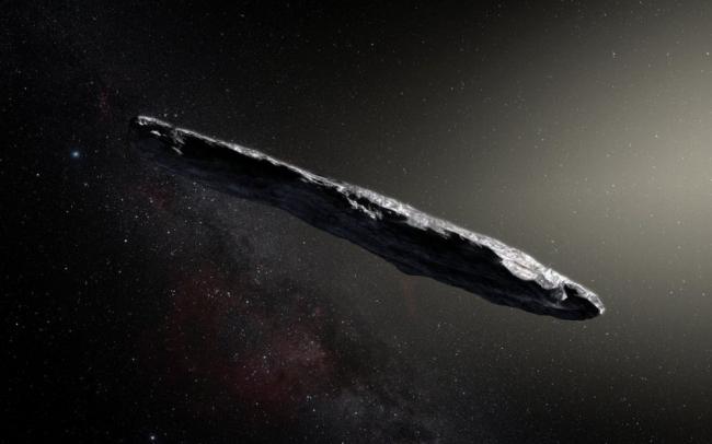 رصد أول كويكب بينجميّ وبداية عصر جديد في عِلم الفلك