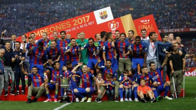 قرعة سهلة لريال مدريد وصعبة لبرشلونة في كأس اسبانيا