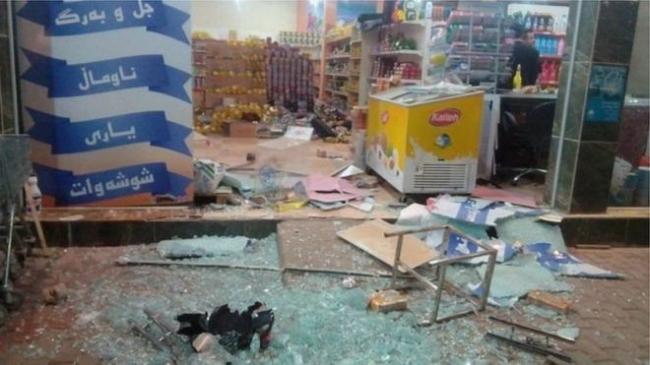 إرتفاع كبير في أعداد القتلى في الزلزال العنيف الذي ضري الحدود العراقية الأيرانية ومخاوف من الأسوء