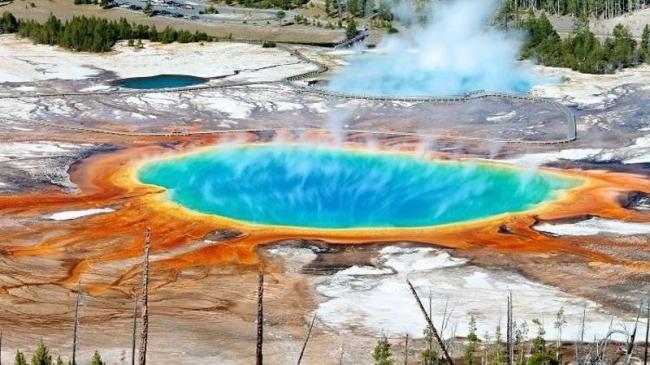 جاهز للإنفجار.. بركان هائل قادر على تدمير الولايات المتحدة ويهدد البشرية