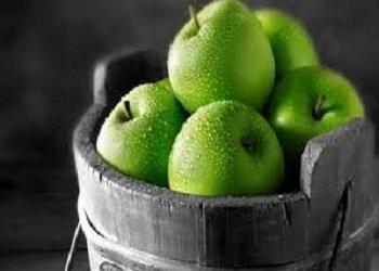 التفاح يحتوي على سم قاتل