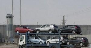 الفلسطينيون استوردوا سيارات الشهر الماضي بقيمة 192 مليون دولار