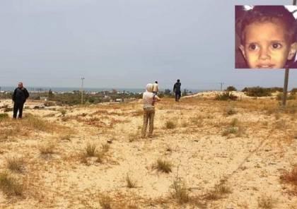 العثور على جثة الطفل محمود مقتولة ومدفونة