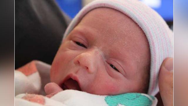 الغيبوبة لم تمنع امرأة من وضع مولودها