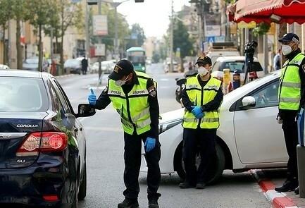 نتنياهو يعلن حظر التجول