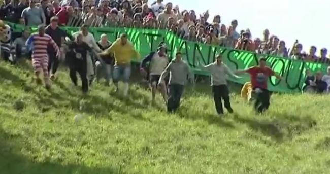 فيديو| أغرب الرياضات في العالم