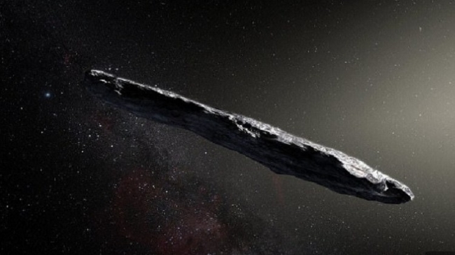 هل دخلت مركبة فضائية غريبة نظامنا الشمسي؟