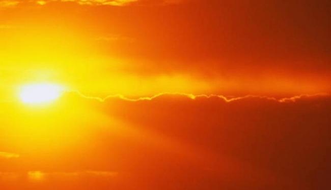 اجواء خماسينية والحرارة فوق 30 مئوية نهاية الأسبوع